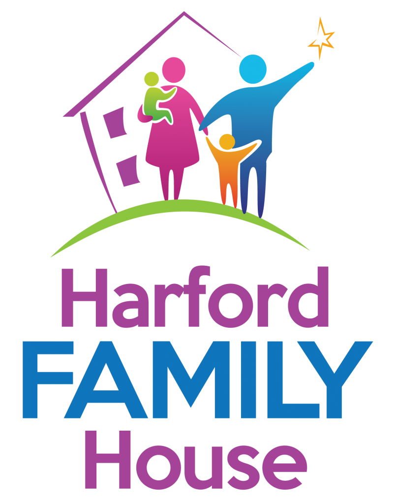 Harford Family House new logo